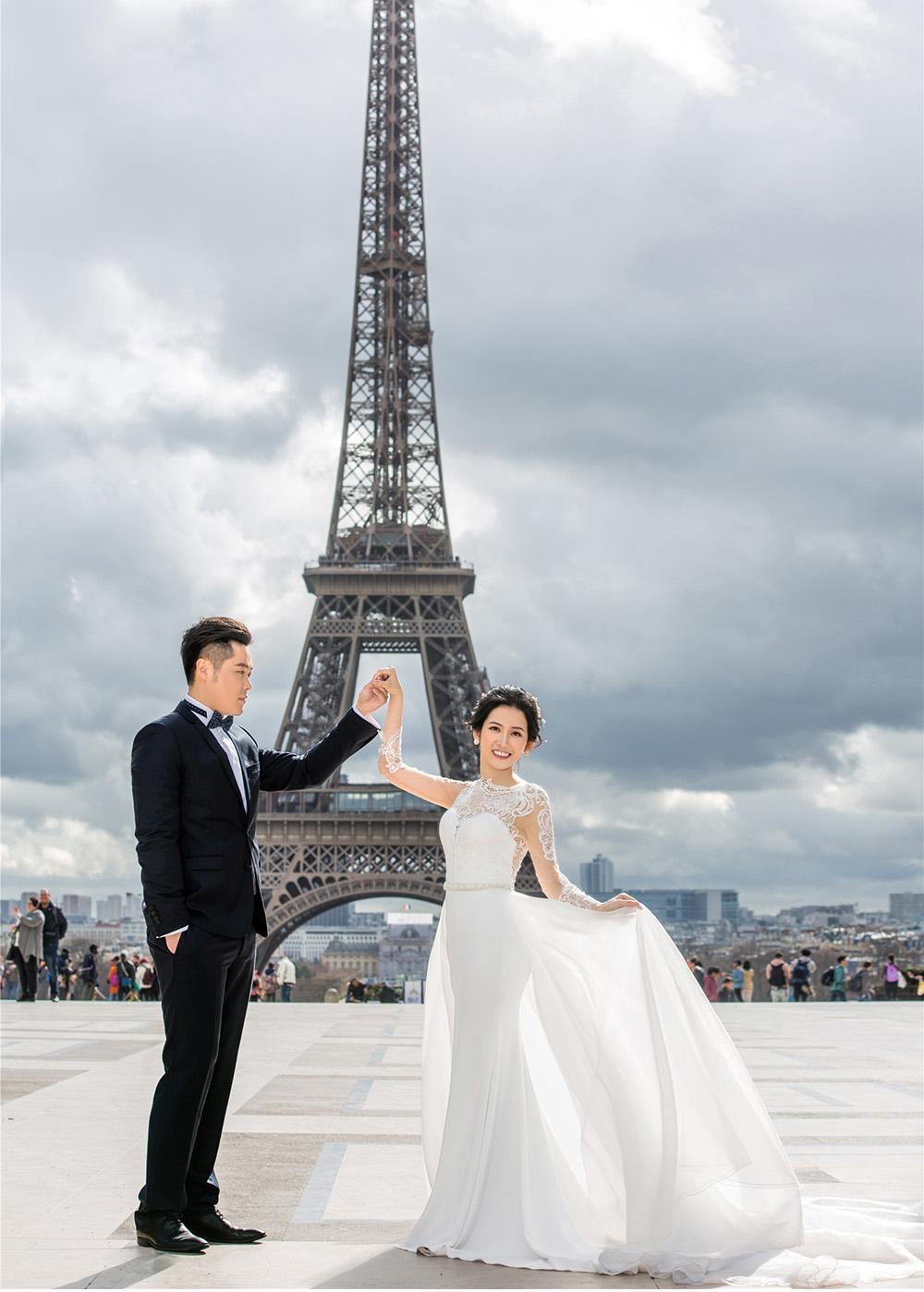 Paris Elle Tower