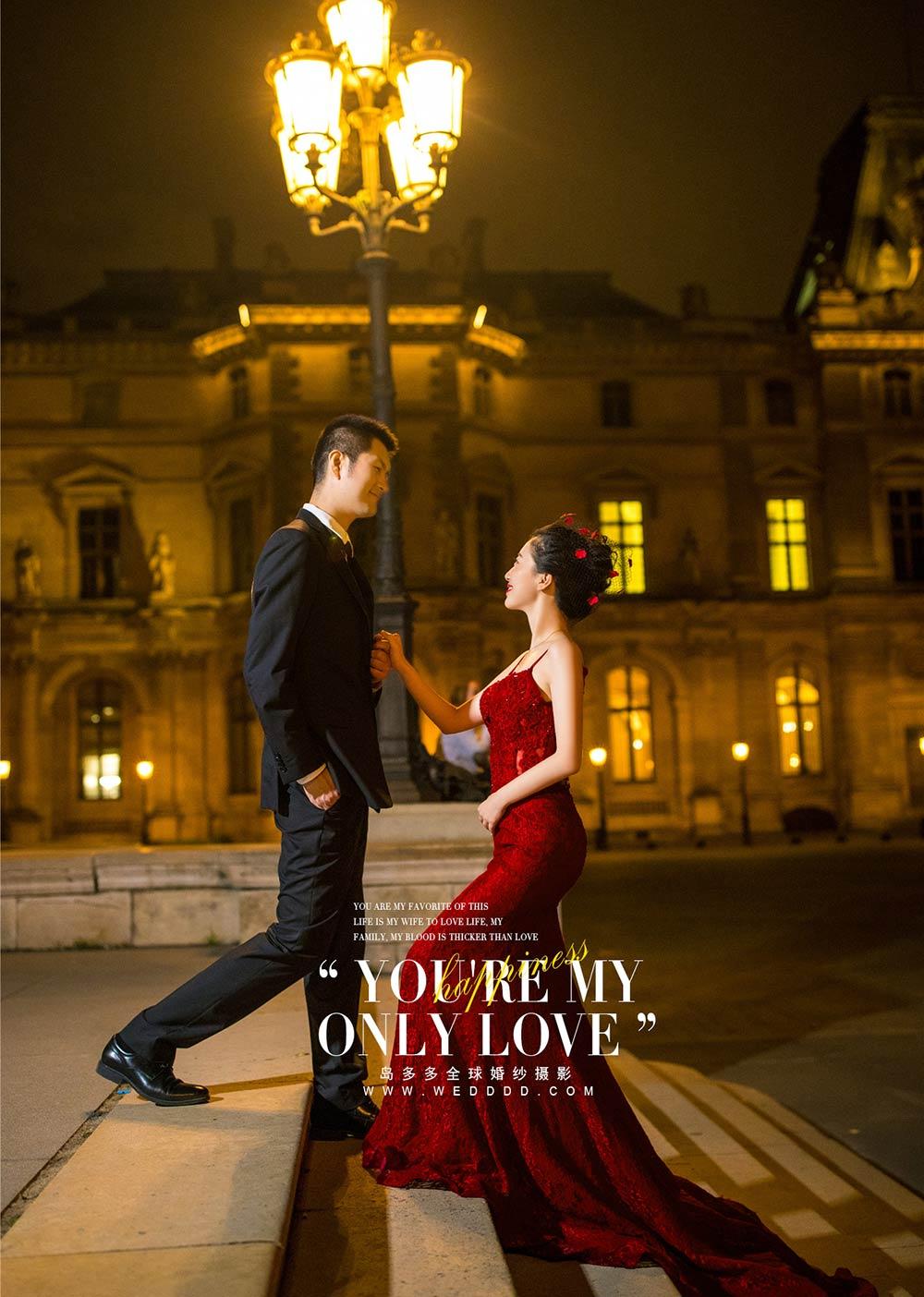 夜宴Louvre Paris