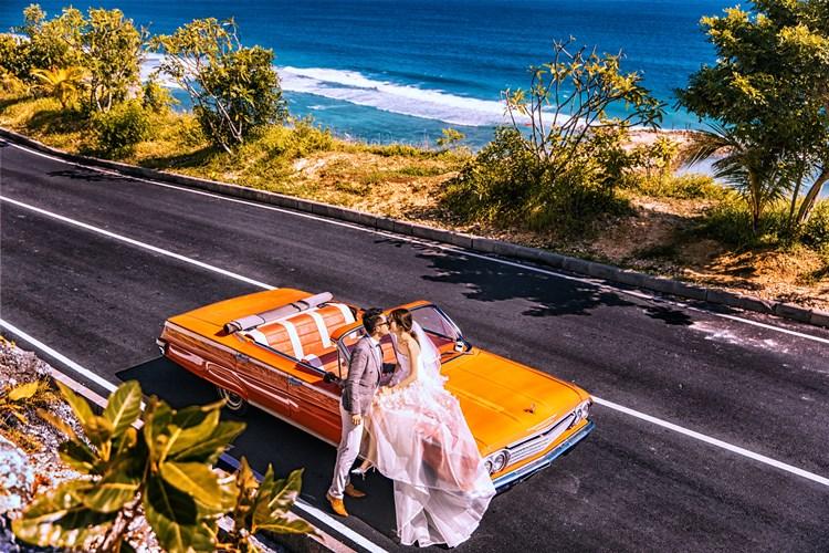 巴厘岛婚纱照套餐价位是多少?